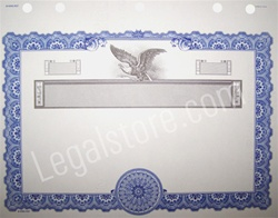 Goes® Corporate Stock Certificates KG7