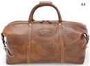 Korchmar Twain Leather Duffle  22""