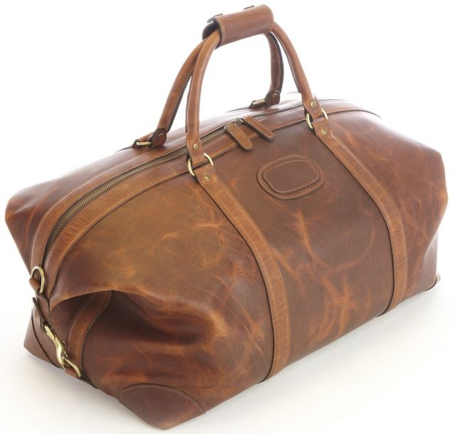 Korchmar Twain Leather Duffle 22 Quot