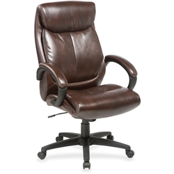 Lorell Executive Chair - Brown