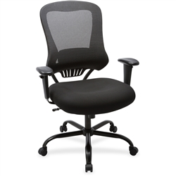 Lorell Big and Tall Mesh Back Executive Chair