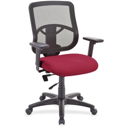 Lorell Managerial Mid-back Chair - Color Options
