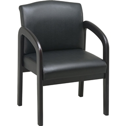 Lorell Guest Chair - Espresso