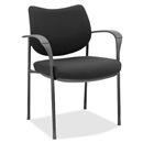 Lorell Fabric Back Guest Chair