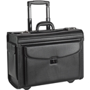 "Lorell 16"" Notebook Wheeled Catalog Case"