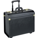 Lorell Oversized Wheeled Document Catalog Case