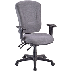 Lorell Accord Managerial Mid-Back Task Chair - Color Options