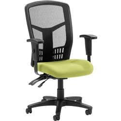 Lorell Executive High-back Mesh Chair - Color Options