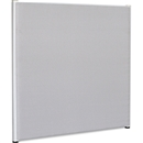 Lorell Gray Fabric Panels
