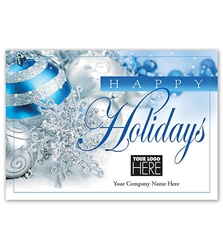 Wonder & Delight Holiday Greeting Logo Cards