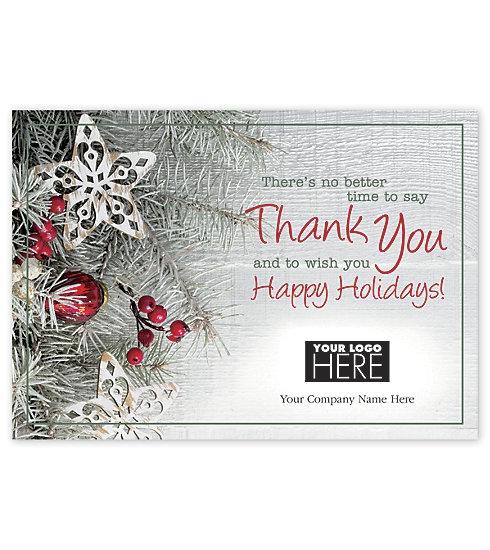 Printed Holiday Cards