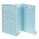 US Trademark  / Service Mark Folder, with Permaclip® Fastener