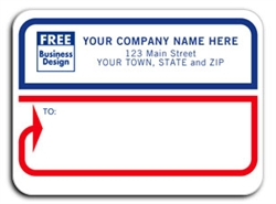 Roll Shipping Address Labels
