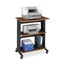 Safco Muv Three Level Adjustable Printer Stand