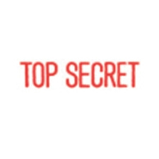 Stock Stamp TOP SECRET