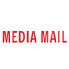 Stock Stamp MEDIA MAIL