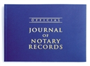 Journal of Notarial Acts, Hardcover