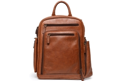 Korchmar- Graham - Leather Commuter Backpack
