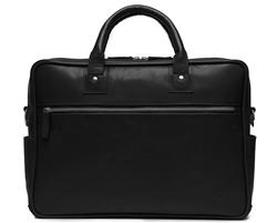 Korchmar Redford Leather Laptop Briefcase