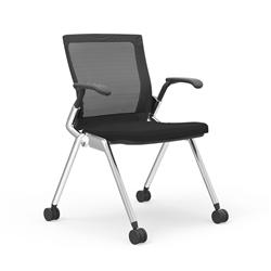 cherryman idesk series 406b oroblanco training room chair