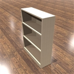 Amber Collection Bookcase A828 by Cherryman