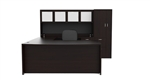 Amber Executive Desk Set AM-389N by Cherryman
