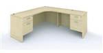 Amber Series L Shaped Desk AM-398 by Cherryman