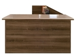 Amber Series AM-400N Reception Desk