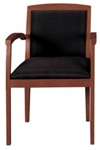 Amber Guest Chair CHAIR-27 by Cherryman