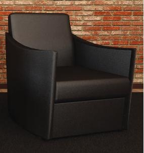 Verde Leather Lounge Chair 40 By Cherryman Larger Photo Email A Friend
