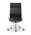 iDesk CUR101 Curva High Back Office Chair by Cherryman