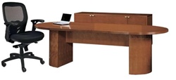 Jade JA-162N 8ft. Conference Table by Cherryman
