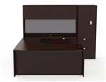 JA-175 Jade Wood Casegoods Furniture Set by Cherryman