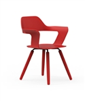 iDesk Muse Customizable Guest Chair by Cherryman