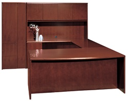 Cherryman Ruby Series RU-245N Executive Desk