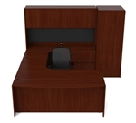 Ruby Collection Executive Furniture Set RU-259 by Cherryman