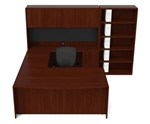Ruby Collection Desk Set RU-260N by Cherryman