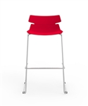 2 Pack of iDesk Tikal Bar Stools by Cherryman