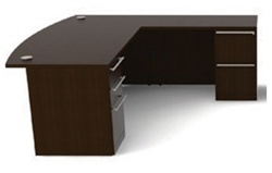 Verde Executive Office Desk VL-626N by Cherryman