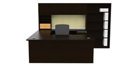 Verde Desk Package VL-692N by Cherryman