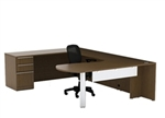 VL-721 Verde U Desk by Cherryman