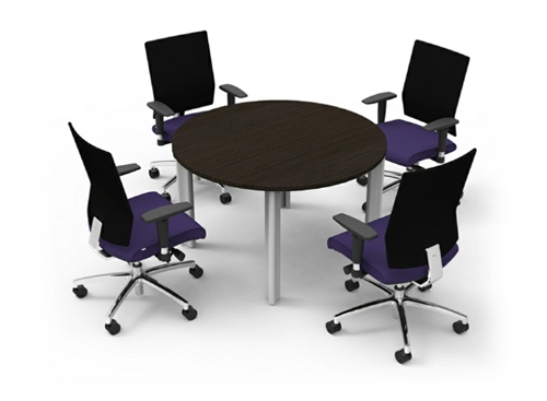 Small Compact Conference Room Tables - Small meeting table and chairs
