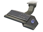 ESI Ergonomic Keyboard Tray with Mouse Platform