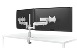 Evolve Dual Screen Monitor Arm EVOLVE2-MS by ESI