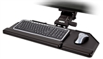 ESI Combo Solution 6CC Articulating Arm and Keyboard Platform