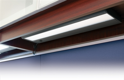 Fluorescent Under Mount Task Light Ucl24mag By Esi