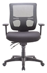 Eurotech Apollo II Mid Back Office Chair MFST5455