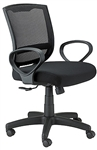 Modern Mesh Back Task Chair MT3000 by Eurotech Seating