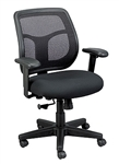 Apollo Series Adjustable Mesh Back Task Chair MT9400 by Eurotech Seating
