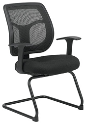 Apollo Mesh Back Guest Chair MTG9900 by Eurotech